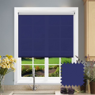Blue Roller Blind - Astral Empire